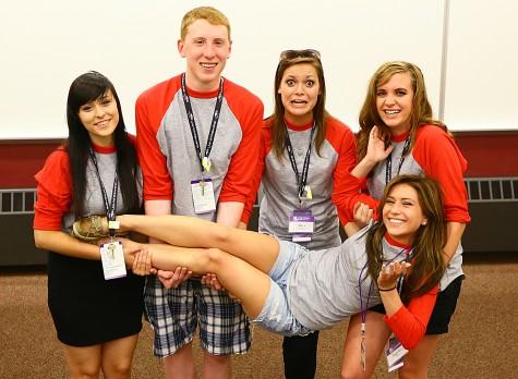 Summer Interns act as interns and mentors
