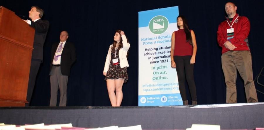 Congrats to KEMPA winners at JEA/NSPA Convention