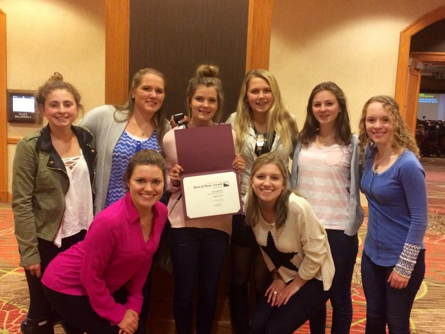 KEMPA schools win at Denver Convention
