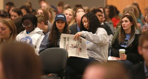 Registration open now for Fall Scholastic Journalism Conference, Oct. 12, 2018