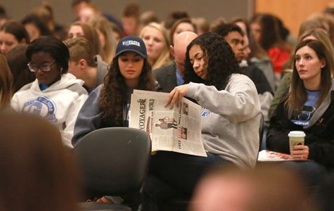 FALL SCHOLASTIC JOURNALISM CONFERENCE, OCT. 13, 2017