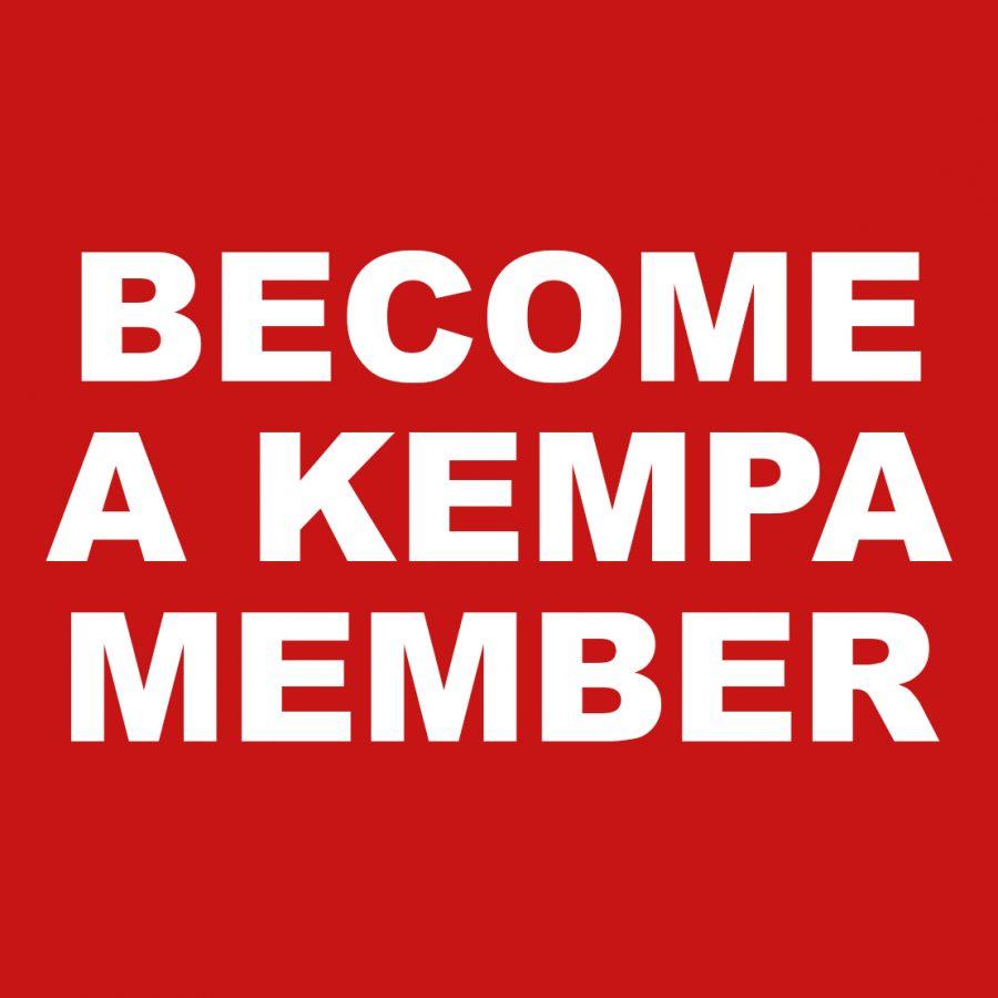 Become a KEMPA Member