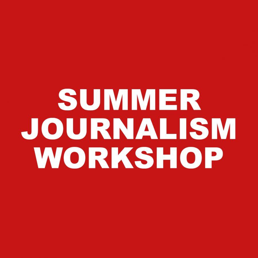 Summer Journalism Workshop