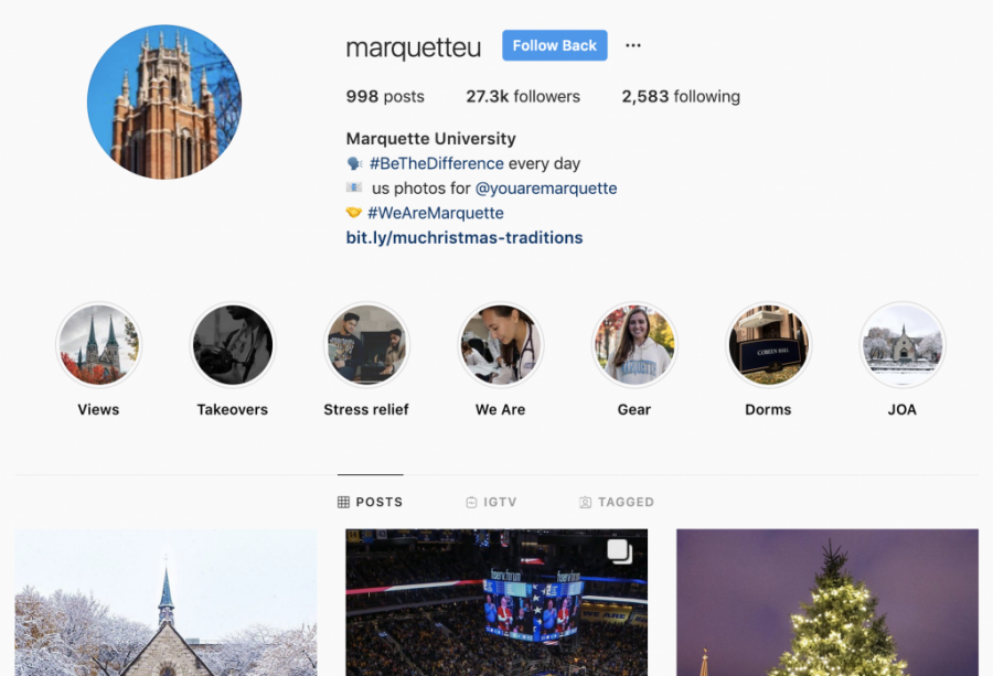 Five College Instagram Accounts to be Inspired By Right Now and Why