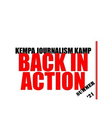 BACK IN ACTION KEMPA Journalism Summer Kamp
